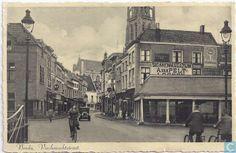 Breda - Vismarktstraat - 1940.