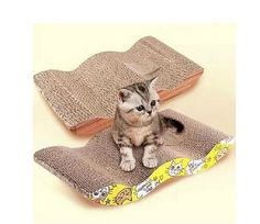 Cama rascador para gat@s.