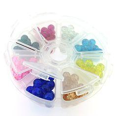 Beads Direct USA Crackle Glass Round Beads 8mm 8 Color Mi... https://www.amazon.com/dp/B01M0048GN/ref=cm_sw_r_pi_dp_x_FatcybH8XT8WN