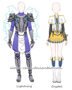 [CM] Hero Armour Character Sheet @ChaosPhantom444 by Aloise-chan.deviantart.com on @DeviantArt