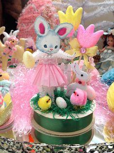 Vintage Inspired Easter SuGaR SwEeT Spring by saturdayfinds