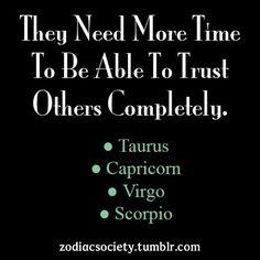 Yep...all day long--Taurus men & women