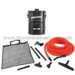 Standard Garage Vacuum Package