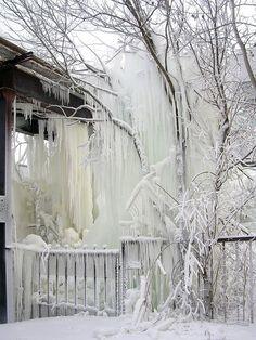 Frozen veil of ice and snow. I can't wait until winter. I Love Snow, I Love Winter, Winter Is Coming, Winter White, Oc Pokemon, Winter Schnee, Winter Magic, Winter Storm, Winter's Tale