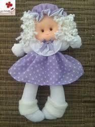 Resultado de imagen para muñecas peponas de trapo