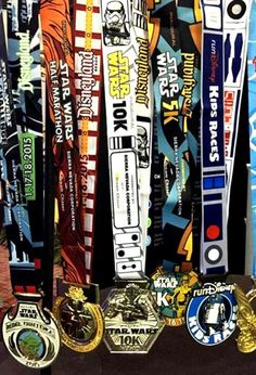 2015 Star Wars Half Marathon Weekend Corrals, Waivers & Course Maps - My No-Guilt Life | My No-Guilt Life