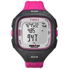 Pink Timex Ironman Easy Trainer GPS  #running #watch