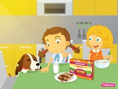 Biscotti Plasmon  Oggi è la festa dei nostri amici a quattro zampe! Anche il vostro cucciolo prova sempre a rubarvi i Biscotti Plasmon? #NationalDogDay
