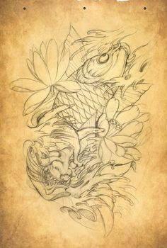 Chinese traditional tattoo book | 53 photos | VK