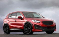 Modified Mazda CX-5 #MazdaElCajon #MazdaLove