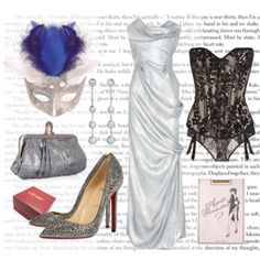 Fifty Shades of Grey - Fifty Shades Darker - The Masquerade Ball
