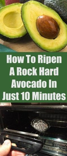 Image result for Wrap an Avocado in Aluminum Foil and After 10 Minutes Will Be Ready to Eat
