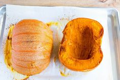 How to Roast Pumpkins