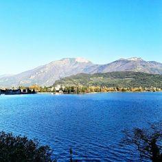 View of Lago di Garda. Riva Del Garda, Garda Italy, Italy Italy, Lake Garda, Hetalia, Italy Travel, Stuff To Do, Landscapes, Vacation
