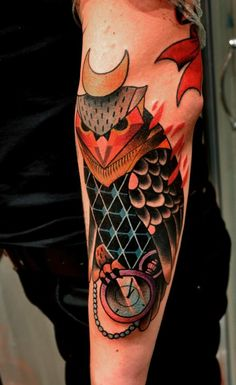 tattoosforpassionnotfashion:  done by marcin aleksander surowiec