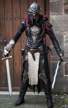 Dragon Age Inquisitor by LadyTenebraeTabris