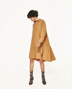 ZARA - WOMAN - SHIRT DRESS