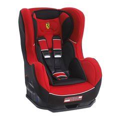 Ferrari Store: Ferrari baby seat Cosmo SP. Shopping online the official Ferrari Store and buy Ferrari baby seat Cosmo SP safely in just few easy steps.