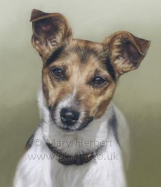 Mary Herbert - Pastel another great creation from a great artist