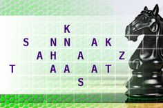 Find the country and its capital city, using the move of a chess knight. First letter is K. Length of words in solution: 10,6.