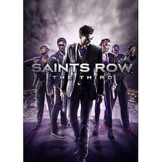 Saints Row: The Third - The Full Package Yukle Saints Row Games, Zombie Driver, Knight Squad, Games Zombie, Splinter Cell, Map Games, Free Pc Games, Threes Game, Games Today