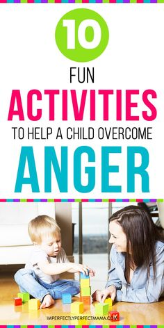 Is there a child angry behavior in your house? Creating child anger management as a way to calm down for your child doesn't have to be stressful or hard. Having an angry child or child anger issues is common. Learn 10 fun kid activities to help calm down your angry child.