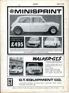 fcb733031862 Honda Vtec, Mini Morris, Morris Minor, Fancy Cars, Mini S, Vintage