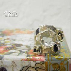 C&R マーヤシルバーリング http://item.rakuten.co.jp/bon-eto/b9-cr-silver-16/
