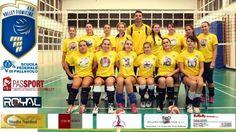Prove di terza: Apsia Vbc 1981 - Volley Fiumicino