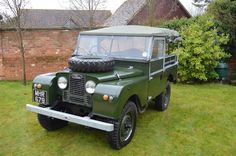 This is one of my collection of Series 1 Land Rovers which is now up for sale. The engine number is 57114062. The Land Rover had a sympathetic restoration two years ago. The vehicle has been stripped down to its chassis. | eBay!
