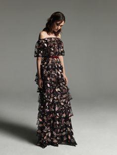 φορεματα-μακρια-βραδυνα-για-γαμο Knitting Designs, Dress Collection, Evening Dresses, Women's Fashion, Touch, Knitting Projects, Evening Gowns Dresses, Evening Gowns