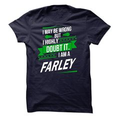 Its a FARLEY Thing Strong name 2015
