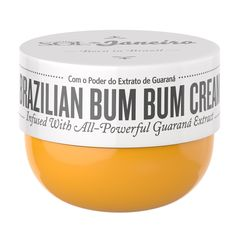 Brazilian Bum Bum Cream is our absolutely addictive full body cream inspired by the Brazilians' favorite feature—the bum bum (or as you probably call it the bottom, the butt or la derriére.) Pronounce