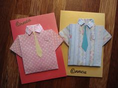 Paidaksi taiteltu isänpäiväkortti Origami, Valentines Day, Art Ideas, Children, Valentine's Day Diy, Kids, Velentine Day, Chinese Paper Folding, Valentine's Day