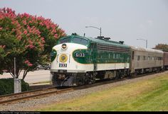 RailPictures.Net Photo: #6133 Southern Railway EMD FP7 at Spencer, North Carolina by Joseph Fowler