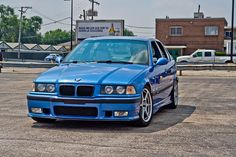 Great estoril blue M3!