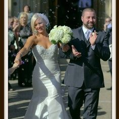 Rachel and Matt Cruxton