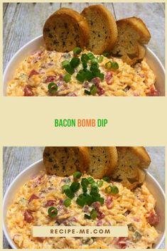 Bacon Bomb Dip