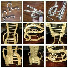 Плетение из газет. Фото и видео мастер-классы. | VK