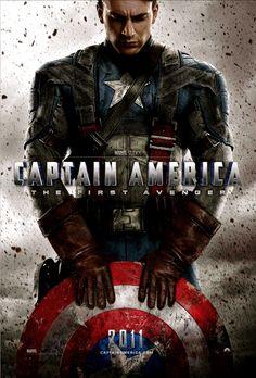 captain america movie posters | captain-america-movie-poster