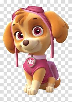 Cockapoo Cocker Spaniel Birthday cake , Cartoon Characters New PAW Patrol , Paw Patrol Skye illustration transparent background PNG clipart Paw Patrol Sky Cake, Girls Paw Patrol Cake, Paw Patrol Shirt, Pup Patrol, Rubble Paw Patrol, Paw Patrol Skye, Girl Paw Patrol Party, Puppy Birthday Parties, Puppy Party