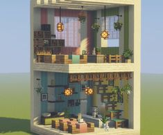Minecraft Mansion, Cute Minecraft Houses, Minecraft Room, Minecraft Plans, Amazing Minecraft, Minecraft House Designs, Minecraft Tutorial, Minecraft Blueprints, Minecraft Crafts