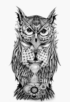 die 100 besten bilder von tattoos eule tattoo owl awesome tattoos und body art tattoos. Black Bedroom Furniture Sets. Home Design Ideas