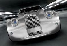 Morgan Goes Back to the Future With 1930s-Style Hydrogen Car | WIRED