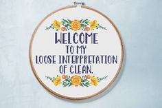 Funny Cross Stitches with Unexpectedly Modern Humor, You can cause really special styles for fabrics with cross stitch. Cross stitch designs can nearly amaze you. Cross stitch newcomers may make the designs they need without difficulty. Cross Stitching, Cross Stitch Embroidery, Embroidery Patterns, Hand Embroidery, Needlepoint Patterns, Cross Stitch Quotes, Cross Stitch Kits, Cute Cross Stitch, Funny Cross Stitch Patterns