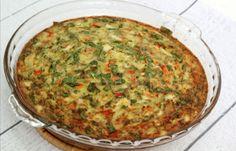 Spinach and Artichoke Quiche Recipe - Bravo For Paleo