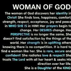 Woman of God, the Bible is still being written so submit fully to becoming an instrument of His perfect Will. It's true! Prayer Quotes, Spiritual Quotes, Faith Quotes, Bible Quotes, Godly Women Quotes, Qoutes, Blessed Quotes, Quotes Quotes, Virtuous Woman