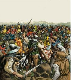 Battle of Agincourt | Battle of Agincourt | History Wars Weapons