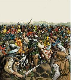 Battle of Agincourt   Battle of Agincourt   History Wars Weapons