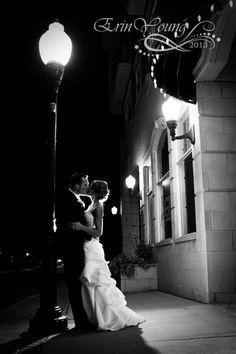 Plymouth Wedding Night Photo